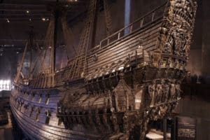 The Ship Of Vasa- Stockholm